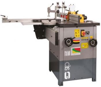 4 Speed Tilting Model Spindle Moulder