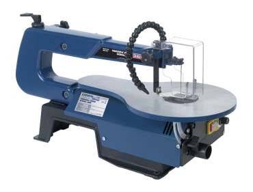 Scroll Saw 406mm Throat variable speed